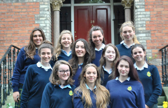 año escolar en el extranjero irlanda